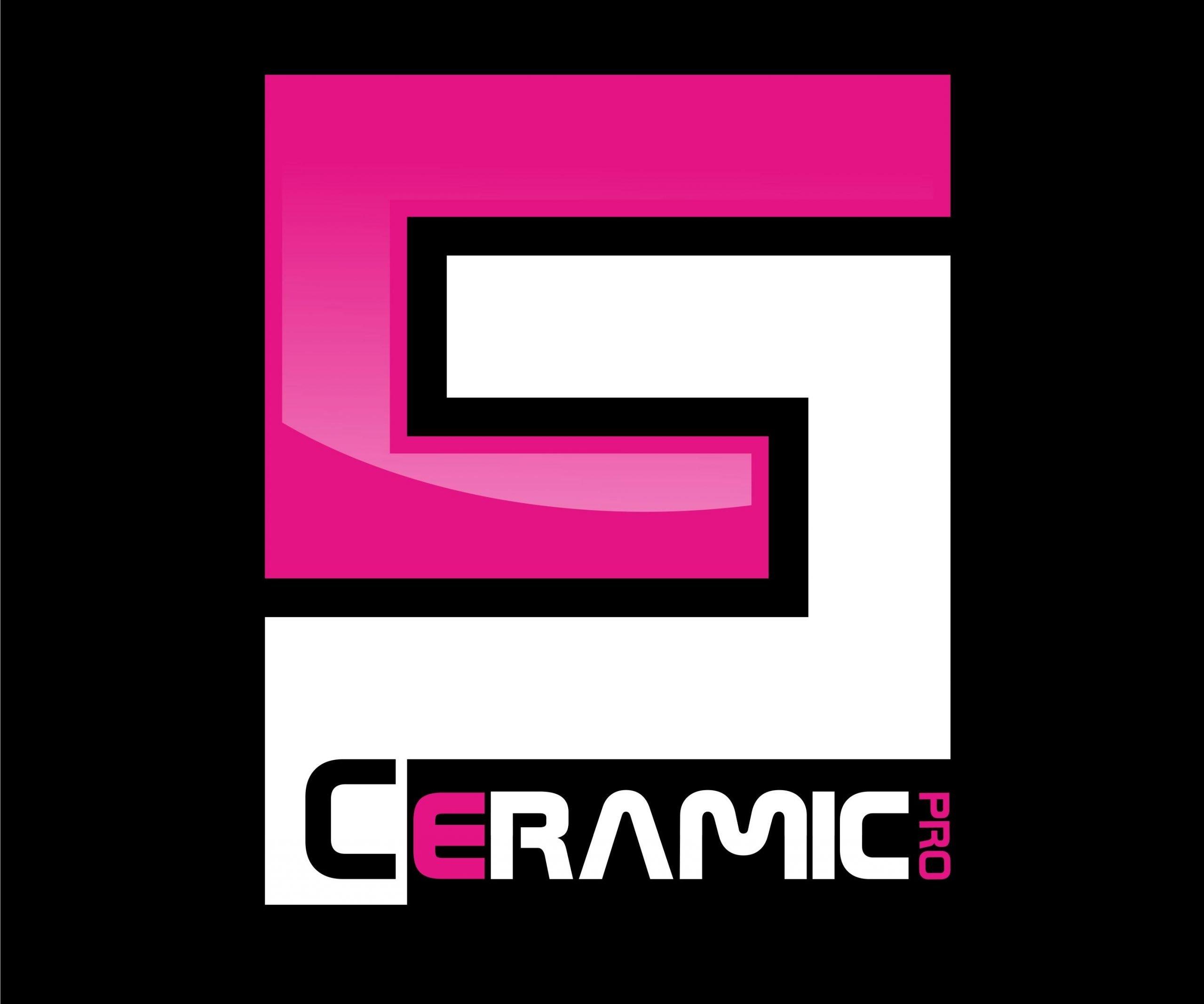 ceramic pro logo black